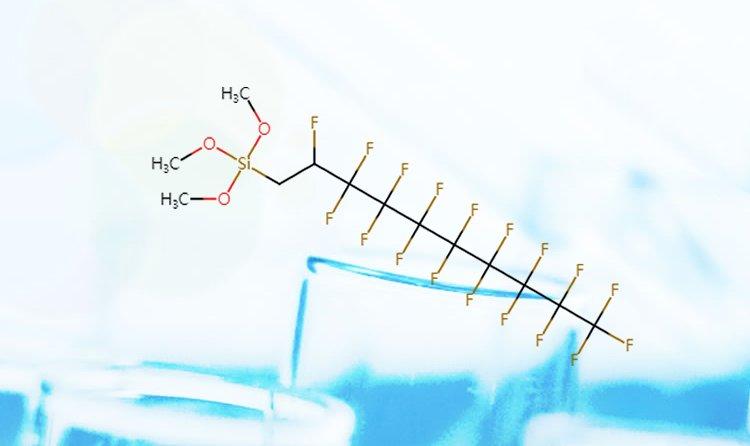 十七氟癸基三甲氧基硅烷  CAS号83048-65-1,防指纹油