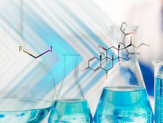 氟替卡松丙酸脂的新原料,氟碘甲烷 373-53-5的开发和应用