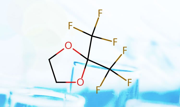 2,2-二(三氟甲基)-1,3-二噁戊环 CAS:1765-26-0