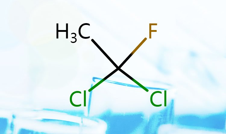 1-氟-1,1-二氯乙烷  ,141b, CAS:1717-00-6