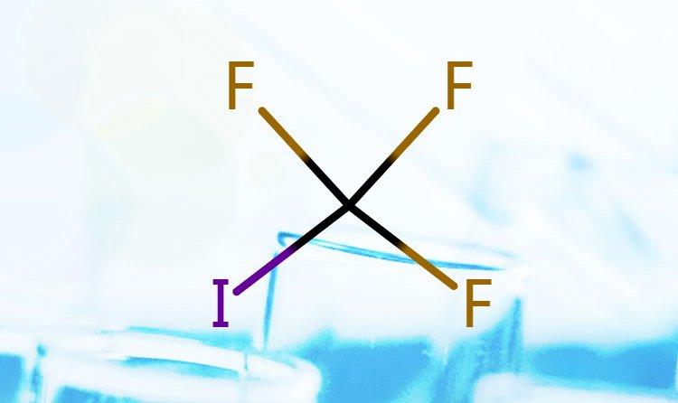 三氟碘甲烷    CAS:2314-97-8