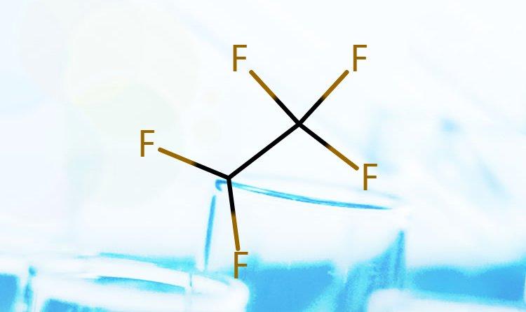 五氟乙烷 CAS:354-33-6