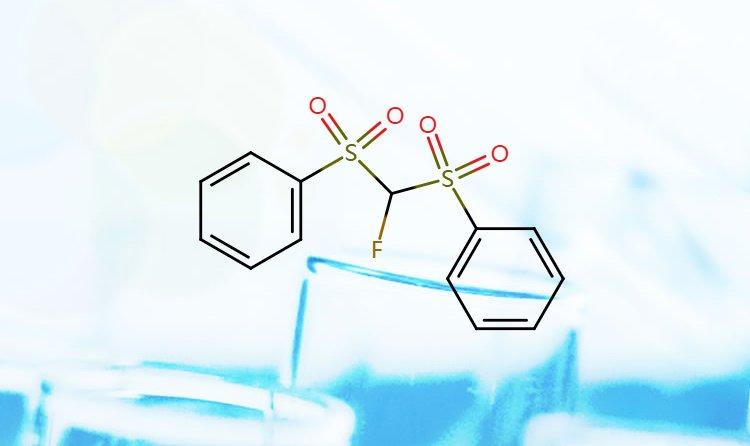 氟双(苯磺酰基)甲烷 CAS:910650-82-7