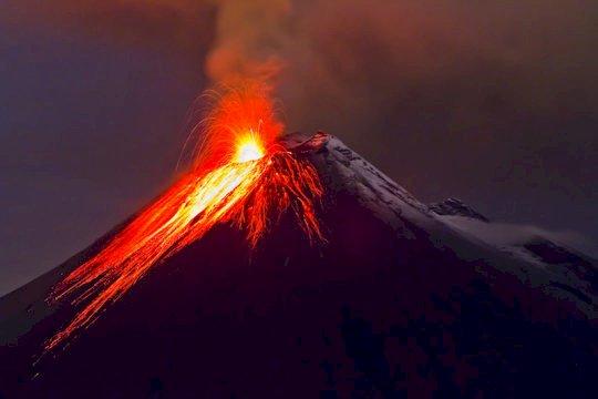 火山二氧化碳排放有助于触发三叠纪气候变化